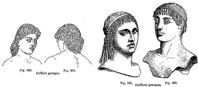 figure libre coiffure